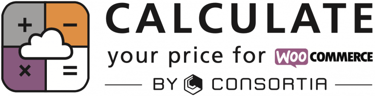 Calculate your price logo