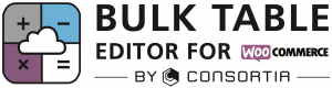 Bulk Table Editor logo